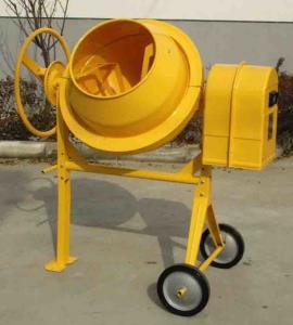 China UT35 Portable Concrete Mixer wholesale
