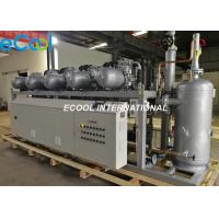 Buy cheap 300HP Multi Compressors Refrigeration Condensing Unit EPBSH5-60 from wholesalers