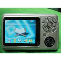 China 3.5 inch 2G - 4G flash Islamic holy Digital Quran Mp4 Translation player (colored screen) wholesale