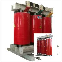 China Fireproof Air Cooled Transformer 6.6 KV - 800 KVA With Silicon Steel Sheet Core wholesale