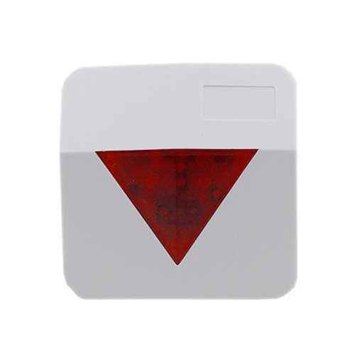 Quality LED Strobe Light White Color Alarm System Siren For Home Guard System for sale