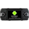 China Professional 300C Chrysler Sat Nav DVD Player GPS Radio In Dash 2005 - 2007 wholesale