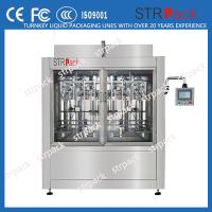 Buy cheap a máquina de enchimento 50ml-1000ml da pasta 0.4-0.6MPa 8 provê de bocal o enchimento servo from wholesalers