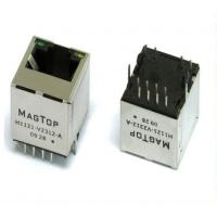 China industrial Flame ratardant  rj45 male to female computer connectors for nuclear industry wholesale
