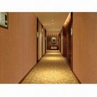 China Wear-resistant MDF wall panel in hotels, specially for middle east countries on sale