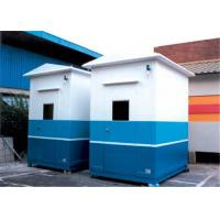 China Modified Prefabricated Steel Framed Homes with Electrical Circuit wholesale