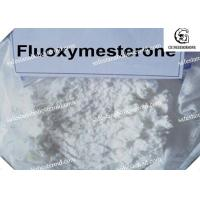Anabolic  Halotestin Steroid / Fluoxymesterone for male hypogonadism androgenic powder CAS 76-43-7
