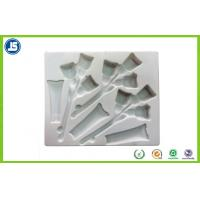 China Transparent Plastic Cosmetic Trays biodegradable with Vacuum formed wholesale