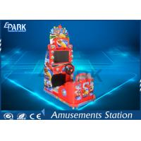 Buy cheap 242W HD Display Racing Game Machine 12 Scenes D145 * W78 * H179 CM Stereo System from wholesalers