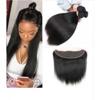13 X 4 Lace Frontal 100% Malaysian Hair Extensions Length 8'' -   24''