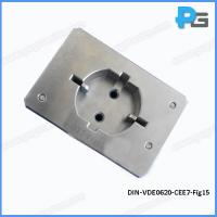 China DIN-VDE0620-1 High Precision Plug and Socket Gauges with Third-Lab Calibration Certifcate on sale