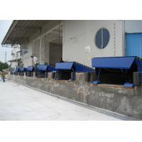 China Single Cylinder Hydraulic Dock Levelers For Sea Port Physical Distribution wholesale