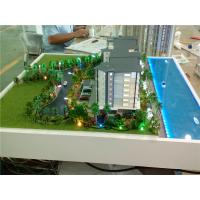 China Acrylic Architectural Model Making Materials 1 / 80 Scale Handmade Artwork wholesale
