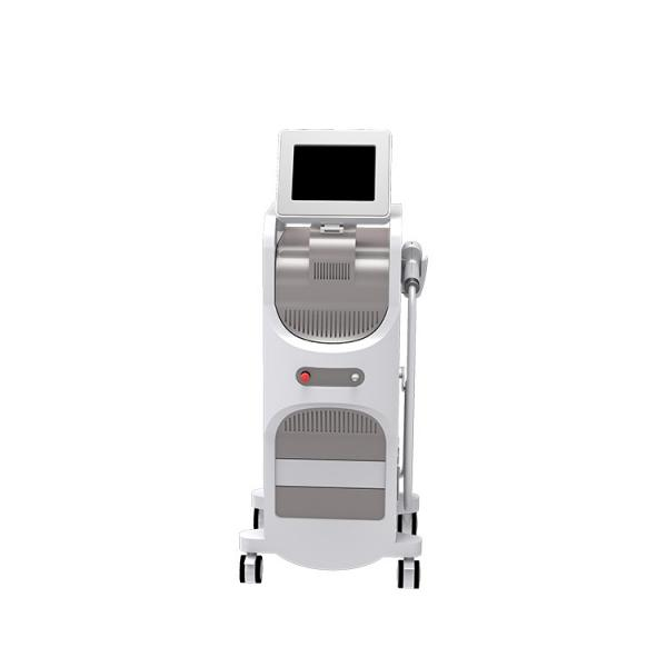 Quality 755nm Fda Approved Laser Hair Removal Machines 8.4 Inch Touch Display Screen for sale