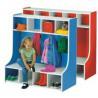China Book Cabinet, Children Furniture , school furniture ET-A208 wholesale