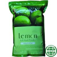 China 1000g Herbicos Oil Control Anti Aging Face Mask Lemon Soft Powder Skin Care wholesale