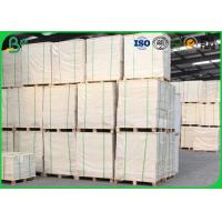 95% - 98% Brightness White Bond Paper 70gsm 60gsm In Rolls / Sheets For Color Print