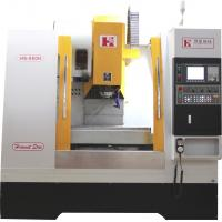 China High Milling Precision Vertical Heavy Duty Machining Center, Belt Drive Spindle wholesale