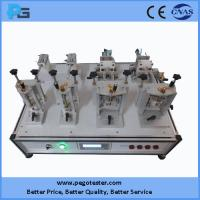 China IEC60884-1 Breaking Endurance Test System for Plug and socket-outlet of Household Appliance wholesale