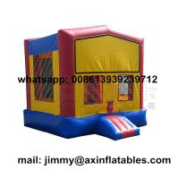 China Customized Outdoor Commercial Kids Inflatable Bounce House,Removable Theme Inflatable Moonwalk For Sale on sale