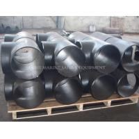 China Black Plastic HDPE Material Drainage Pipe 90 Degree Elbow wholesale