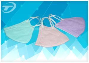 China Adjustable Band Ffp3 Disposable Dust Masks , Soft N95 Respirator Mask wholesale