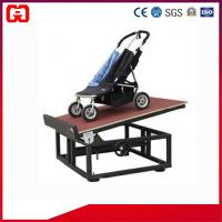 China Baby Carriage Brake Performance Testing Machine, Impact Steel Plate  60 × 150 or More on sale