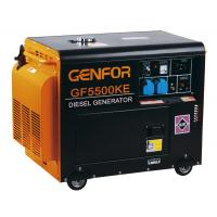 China ATS 192FE Engine Portable Diesel Generator 6.0KW Rated Power Stable Performance wholesale