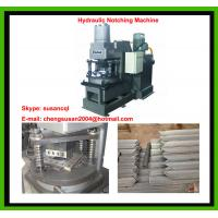 China Hydraulic Angle Notching Machine on sale