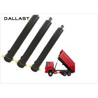 Buy cheap Stainless Steel Telescopic Hydraulic Cylinder FC Agricultural Farm Truck Chrome from wholesalers