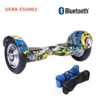 China Graffiti Color 10 Inch Wheel Segway Big Wheel Hoverboard Self Balance Scooter wholesale