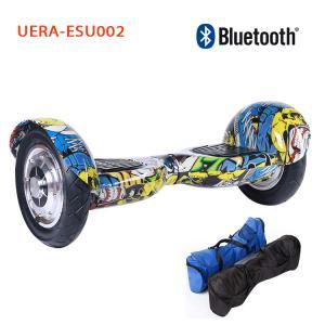 China Graffiti Color 10 Inch Wheel Segway Big Wheel Hoverboard Self Balance Scooter wholesale