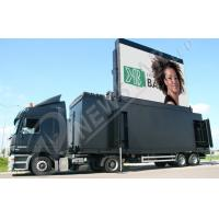 China High Brightness P12 Truck Mounted LED Display Outdoor Led Screen For Advertising on sale