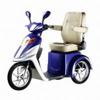China Handicapped Scooter with 3 Wheels Electric Motorcycle wholesale
