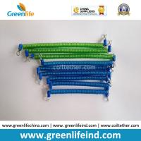 China Machinery Using Translucent Green/Blue Length 12/15CM Popular Safety Spring Tool