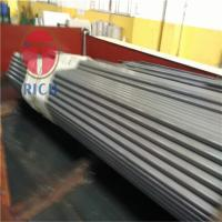 China Custom Seamless Stainless Steel Pipes For Fluid Transportation GB/T 14976 on sale
