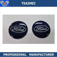 China Best Chrome With Various Design Car Wheel Center Cap Stickers Sticker For Ford wholesale