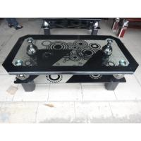 China Coffee glass tables wholesale