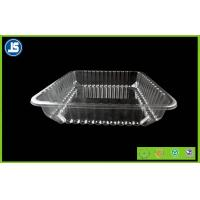China Food Grade Clear Plastic Food Packaging Trays , meat packing trays wholesale
