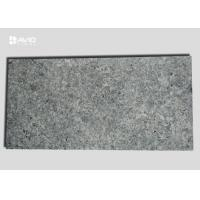China Natural Grey Quartz Slabs Moisture Resistant Quartz Kitchen Countertops Slab wholesale