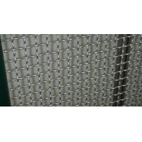 China 304 Grade Stainless Steel Woven Wire Mesh Panels Hooked Mine Sieving Screen wholesale