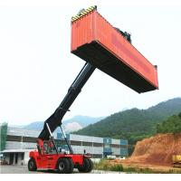 45 ton container reach stacker manufacturer 45 T container lift truck 45 ton reach stacker