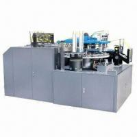 China Paper Cup Shaper with 220 to 380V Voltages and 5kW Power wholesale