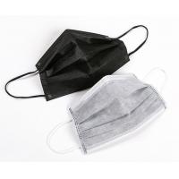 China Dust Resistant Disposable Face Mask That Covers Mouth And Nose With Earloop wholesale