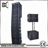China bluetooth speaker church line array speakers indoor active dual 8 inch professional sound wholesale