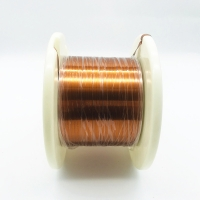 China Aiw Class 220 4.0mm*0.3mm Flat Enamel Insulated Copper Wire wholesale
