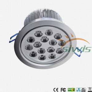 China Edison Cree LED Recessed Downlights 15 Watt , Led Recessed Lighting 3000K on sale