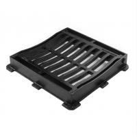 China Guangdong Factory Hinged Gully Grid Cover 350L x 333W x 50H Cast Iron - B125 Class wholesale