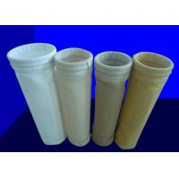 China Chemical Stability High Efficiency Dust Filter Bag Filter Pocket on sale