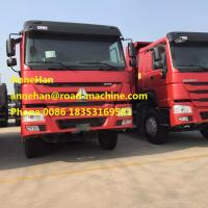 Buy cheap Camião basculante resistente da movimentação do camião de descarregador 6x4 de Howo com parte inferior de levantamento de Hyva from wholesalers